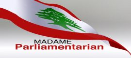 Madame Parliamentarian